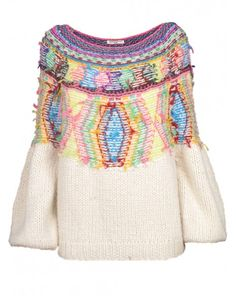Mes Demoiselles Maya Sweater