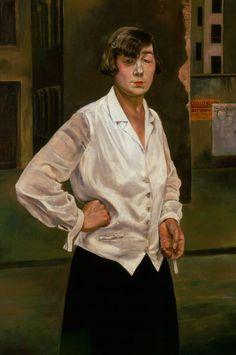 Rudolf Schlinchter, 'Margot' (1924)