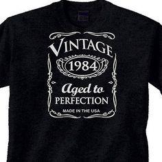 30th BIRTHDAY WHISKEY T-Shirt