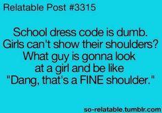 Stupid school