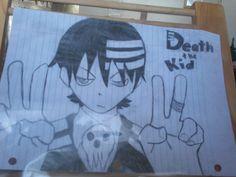 KYAAA!! <3 It's Death the Kid!!!