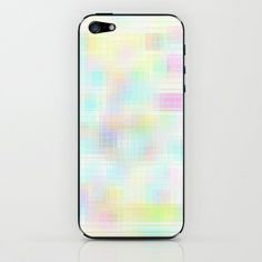Re-Created Matrix No. 10 #iPhone & #iPod #Skin by #Robert #S. #Lee - $15.00
