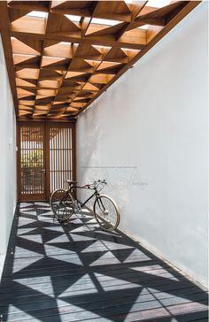 Home Room Design, Home Design Decor, House Design, Living Room Home Theater, Balcony Railing Design, House Construction Plan, House Elevation, Bogor, Gate Design