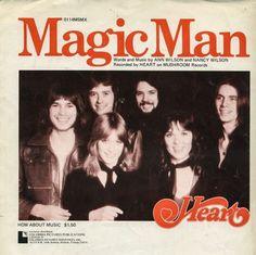 Heart magic man single