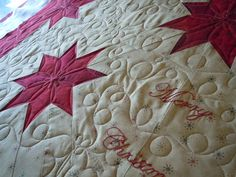 Ruby Blue Quilting Studio: 2012 In Review