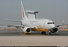 Boeing E-7A Wedgetail (737-7ES) aircraft picture