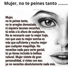 Asi esta mejor Quotes En Espanol, Positive Phrases, Lilac Wedding, Biblical Quotes, Spanish Quotes, Good Advice, Christian Quotes, Strong Women, Knowing You