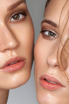 Caring For Your Skin With Easy Tips. Skin care is something that people often overlook. People take care of the cosmetic details but forget about the health of their skin. Your skin is importa Clean Beauty, Beauty Skin, Beauty Makeup, Hair Beauty, Brown Haired Girl, Day Makeup, Makeup Looks, Make Up Braut, Glossy Makeup