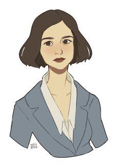 Tina by kat's illustrations