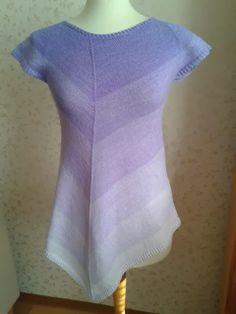 ColorShift Yarn : Rahymah Handworks' Gradient Flattery does Carina Spencer's Sugar Maple.