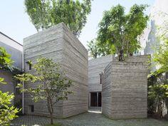 Rebel Architecture: Greening the City - News - Frameweb