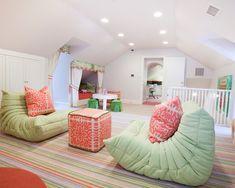 Any girl's dream room!