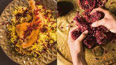 Orientalische Gaumenfreuden: Kochen wie die Perser Pepperoni, Pizza, Meat, Food, Persian People, Easy Meals, Cooking, Essen, Meals
