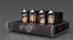 vacuum tube amplifier xT by zooluf