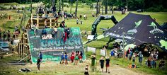 Superhero Scramble is an obstacle race featuring 4-7 miles of wicked terrain-- go through our obstacle course adventure race and push your limits!