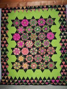 Hexagon Star Stack n Whack