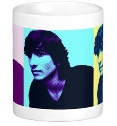 Popart Mug  now get 4 shantanus in one ! ;)