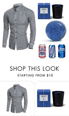 """""""My Collection"""" by ribeca ❤ liked on Polyvore featuring Nest Fragrances, men's fashion and menswear"""