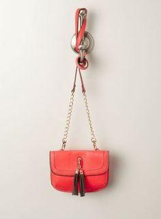 shopstyle.com: Melie Bianco Scout Neon Tassel Crossbody Bag