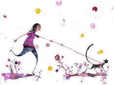 daniel montero paseo gato luz color
