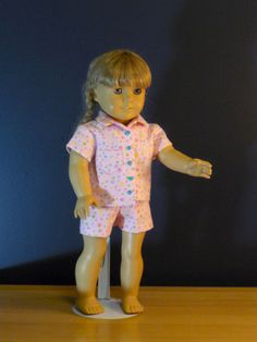 18 American Girl Doll Clothes  Just Too Cute by SewExquisiteOne