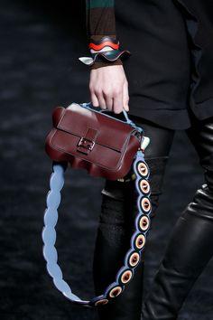 d4d4e926afbf Fendi Fall 2016 Ready-to-Wear Accessories Photos - Vogue Fashion Handbags,  Fashion