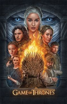 Game of Thrones by kelvin8