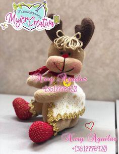 Reno, Teddy Bear, Christmas Crafts, Jesus Birthday, Holiday Ornaments, Sewing Patterns, Teddy Bears