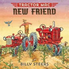 JJ TRANSPORTATION STE. Tractor Mac and his friends welcome a new vehicle to the farm, a small tractor named Daisy, helping her get started on her difficult work and encouraging her to keep at it, one small step at a time.