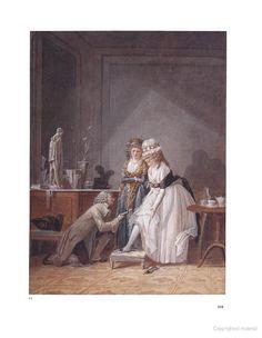 The Shoe Salesman, Jean-Baptiste Mallet (Grasse 1759-1835 Paris) (c) Metropolitan Museum of Art