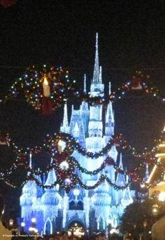 Christmas at Disney Parks Around the World -