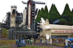 Legoland Billund. Photo by Georg Hoff