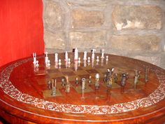 #Bolts, #Chess, #Upcycled