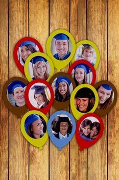 Graduating Class Photo Display  #graduation