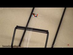 How to Use a Bead Loom