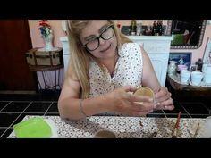 Reciclado de latas NAVIDAD con láminas en 3D #GracielaHerman - YouTube Round Glass, 3d, Videos, Youtube, Crafts, Shopping, Recycled Tin Cans, Upcycling, Christmas Wood