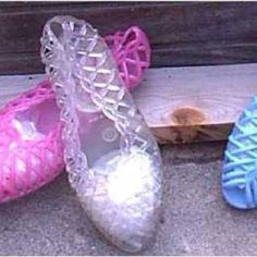 My mom never let me get them because they were uncomfortable but I wanted them so...