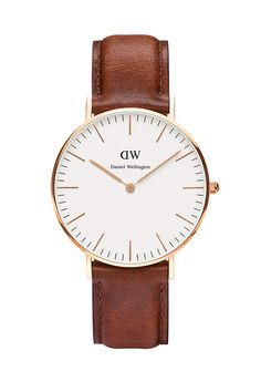 Daniel Wellington Classic St Mawes Rose 36mm Oster Jewelers #MyColoradoStyle