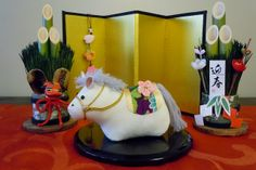 Chirimen horse for 2014, Year of the Horse | Flickr - Photo Sharing!