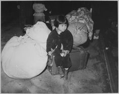JAPANESE RELOCATION CAMPS | Digital Storybook Japanese Internment Camps during WWII video