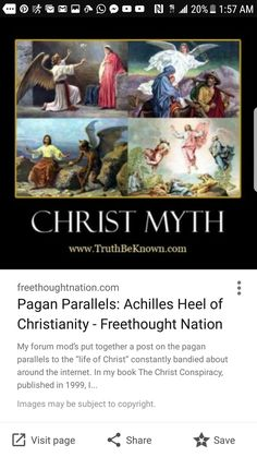 Life Of Christ, Paganism, Achilles, Christianity, Books, Libros, Book, Book Illustrations, Libri