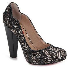 sapatos customizados com renda - Pesquisa Google