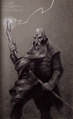 "This wizard was recently featured in a ""shampoo for beards"" commercial. Sketchbook Drawings, Art Sketches, Sketching, Fantasy Character Design, Character Art, Eye Drawing Tutorials, Guy Drawing, Sketch Inspiration, Art Studies"