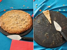 Salty Pineapple: recipes giant chocolate chip cookie