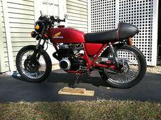 Honda : CB 400F