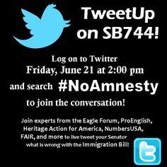 TweetUp on SB744!