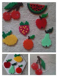 Fruits perler beads by Anta V Perler® | Gallery
