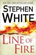 Line of Fire 8/12  One more book to go in this series featuring my favorite Boulder psychologist--not sure I like where this is heading and what he is doing to my beloved Boulder friends :{