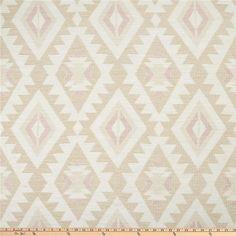 COCKTAIL CREPE JACQUARD-SYMETRIC FLORAL PINK//GREY DRESS FABRIC-FREE P/&P