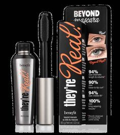 """6. Benefit """"They're Real! Mascara"""", £19.50"""